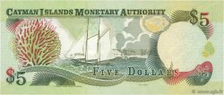 5 Dollars ÎLES CAIMANS  2001 P.27a pr.NEUF