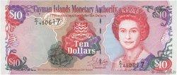 10 Dollars ÎLES CAIMANS  2001 P.28a NEUF