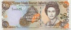 25 Dollars ÎLES CAIMANS  2006 P.36a NEUF