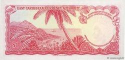 1 Dollar CARAÏBES  1965 P.13g pr.NEUF