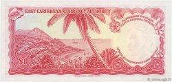 1 Dollar CARAÏBES  1965 P.13h pr.NEUF