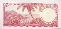 1 Dollar CARAÏBES  1965 P.13o NEUF