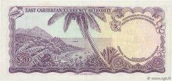 20 Dollars CARAÏBES  1965 P.15d SUP