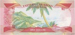 1 Dollar CARAÏBES  1985 P.17m NEUF