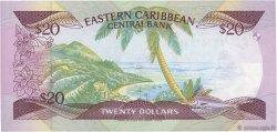 20 Dollars CARAÏBES  1987 P.19m NEUF