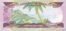20 Dollars CARAÏBES  1988 P.24u NEUF