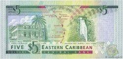 5 Dollars CARAÏBES  1993 P.26g NEUF