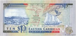 10 Dollars CARAÏBES  1993 P.27k NEUF