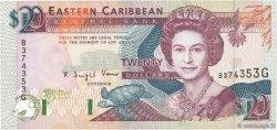 20 Dollars CARAÏBES  1993 P.28g NEUF