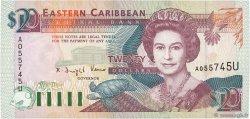20 Dollars CARAÏBES  1993 P.28u NEUF