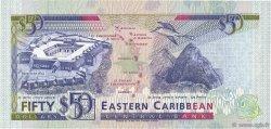 50 Dollars CARAÏBES  1993 P.29a NEUF