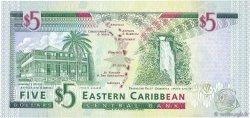 5 Dollars CARAÏBES  1994 P.31a NEUF