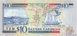 10 Dollars CARAÏBES  1994 P.32d NEUF