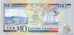 10 Dollars CARAÏBES  1994 P.32m NEUF