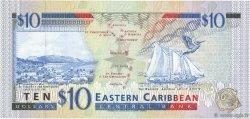 10 Dollars CARAÏBES  1994 P.32u NEUF