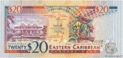 20 Dollars CARAÏBES  1994 P.33d NEUF