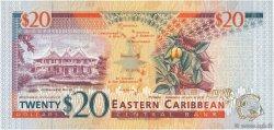 20 Dollars CARAÏBES  1994 P.33l NEUF