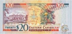 20 Dollars CARAÏBES  1994 P.33u NEUF