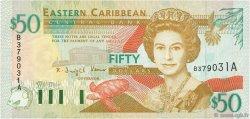 50 Dollars CARAÏBES  1994 P.34a NEUF
