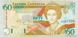 50 Dollars CARAÏBES  1994 P.34g NEUF