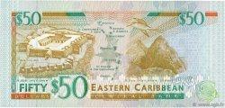 50 Dollars CARAÏBES  1994 P.34k NEUF