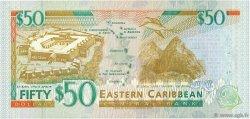 50 Dollars CARAÏBES  1994 P.34v SPL+