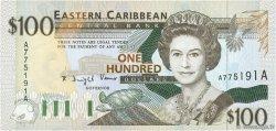 100 Dollars CARAÏBES  1994 P.35a NEUF