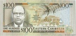 100 Dollars CARAÏBES  1994 P.35d NEUF