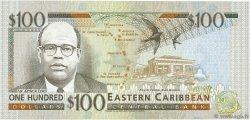 100 Dollars CARAÏBES  1994 P.35g NEUF