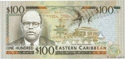 100 Dollars CARAÏBES  1994 P.35l pr.NEUF