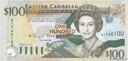 100 Dollars CARAÏBES  1994 P.35u NEUF
