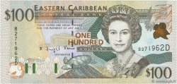 100 Dollars CARAÏBES  1998 P.36d NEUF
