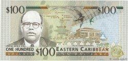 100 Dollars CARAÏBES  1998 P.36g NEUF