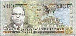 100 Dollars CARAÏBES  1998 P.36l NEUF
