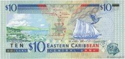 10 Dollars CARAÏBES  2000 P.38k NEUF
