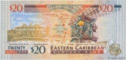 20 Dollars CARAÏBES  2000 P.39a NEUF