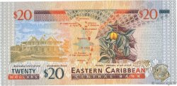 20 Dollars CARAÏBES  2000 P.39k NEUF