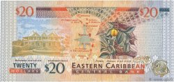 20 Dollars CARAÏBES  2000 P.39u NEUF