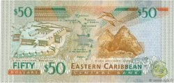 50 Dollars CARAÏBES  2000 P.40k NEUF