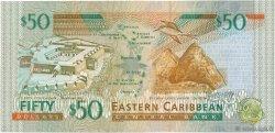 50 Dollars CARAÏBES  2000 P.40l NEUF