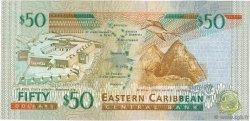 50 Dollars CARAÏBES  2000 P.40m pr.NEUF