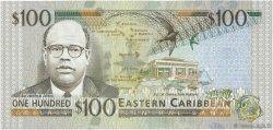 100 Dollars CARAÏBES  2000 P.41l NEUF