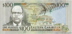 100 Dollars CARAÏBES  2000 P.41m NEUF