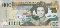 100 Dollars CARAÏBES  2000 P.41u NEUF