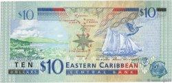 10 Dollars CARAÏBES  2003 P.43a NEUF