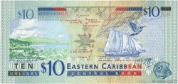 10 Dollars CARAÏBES  2003 P.43u NEUF