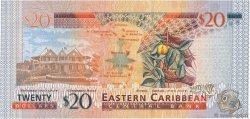 20 Dollars CARAÏBES  2003 P.44a NEUF