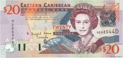 20 Dollars CARAÏBES  2003 P.44d NEUF
