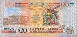 20 Dollars CARAÏBES  2003 P.44l pr.NEUF