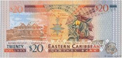 20 Dollars CARAÏBES  2003 P.44m pr.NEUF
